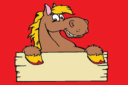 Etykieta – Koń