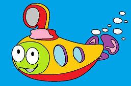Mała łódź podwodna