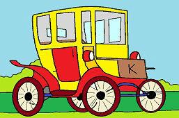 Pierwszy samochód elektryczny