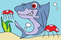 Rekin niebieski