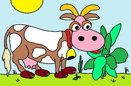 Krowa Jagoda
