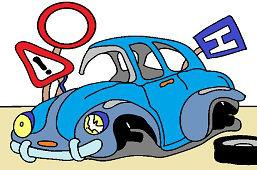 Wrak samochodu