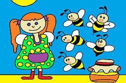 Ewa i pszczoły