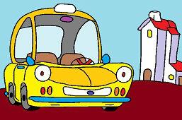 Samochodem w mieście