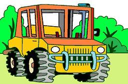 Samochód Hummer