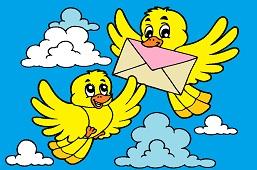 Ptaki pocztowe