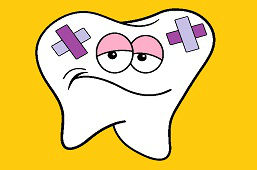 Smutny ząb