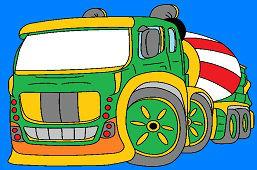 Betoniarka samochodowa
