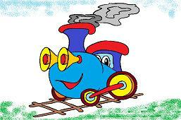 Mała lokomotywa