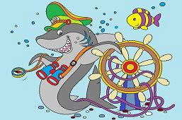 Rekin kapitan morza