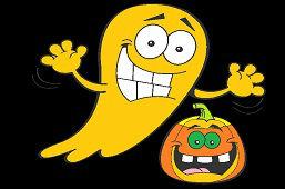 Duchy na Halloween
