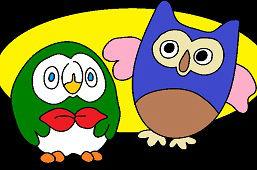 Dwie sowy