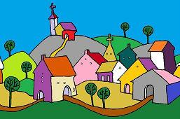Mała wioska