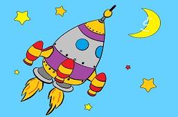 Rakieta na Księżyc