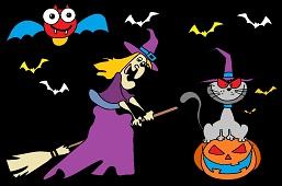 Długa noc Halloween