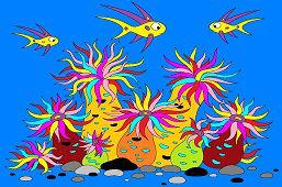 Ryby w oceanie