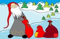 Młody Mikołaj