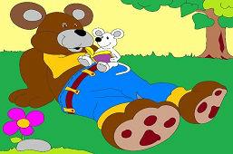 Niedźwiedź i mysz