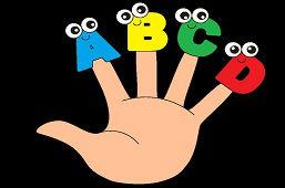 Alfabet na palcach