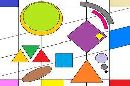 Płaskie kształty geometryczne
