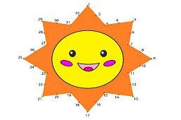 Złote słońce
