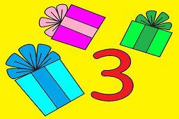 Trzy prezenty