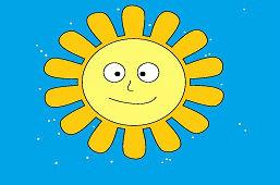 Miłe słońce