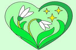 Wiosenne serce